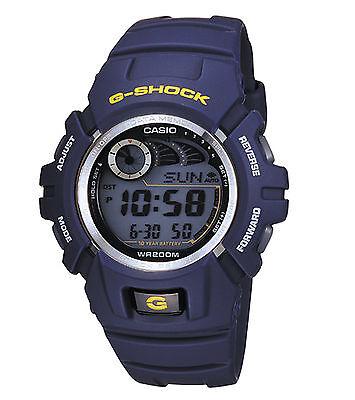 CASIO G-Shock Digital Watch Date Bank World Time10 Year Battery Life G2900F/2V