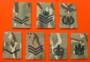 Multicam-Rank-Badges-Multi-Terrain-Pattern-Rank-Slides-MTP-Black-Rank-Slides