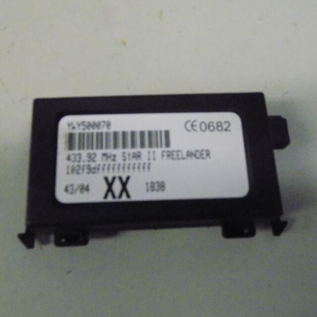 Genuine Land Rover Freelander 1 Burglar alarm control unit 433mhz YWY500070 new