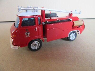 100% QualitäT 926f Kit Artisanal Base Solido Saviem Sg4 Feuerwehr 1. Hilfe Leicht 1:50 Bequemes GefüHl