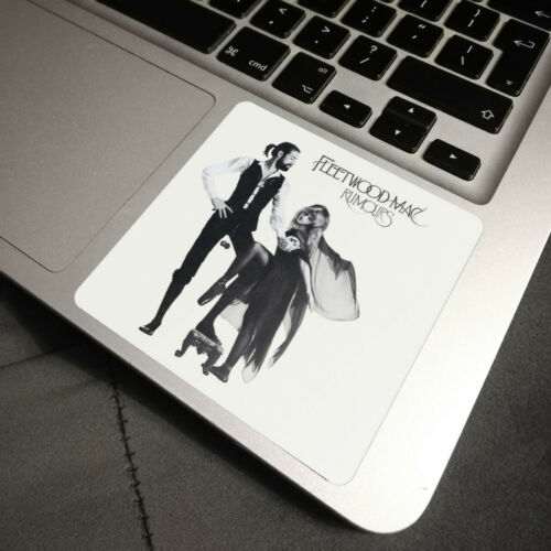 Fleetwood MAC RUMOURS COPERTINA D/'ALBUM Adesivo Album Adesivo Coperchio-MacBook