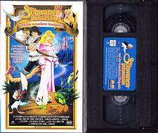 VHS Die Schwanenprinzessin und das verzauberte Königreich - Zeichentrick