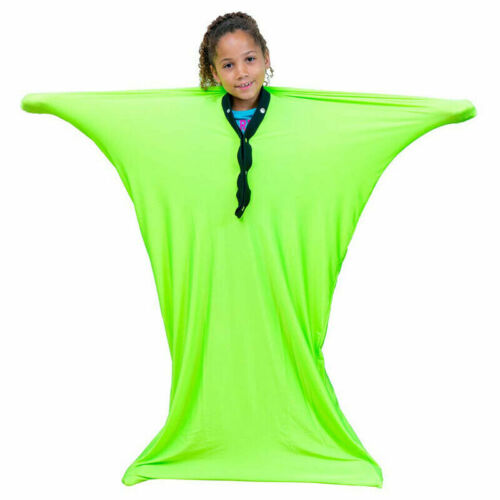Sensory Sack Body Sock Sox Full Body Wrap for Kids Autism Anxiety Relieve stress