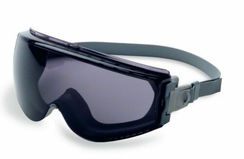 10 Pairs S3961C Uvex Stealth Safety Goggle Gray Lens UV Xtreme Anti-fog Coating