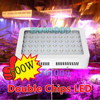 600w Led Grow Light Full Spectrum Hydro For Indoor Plants Veg And Flower Growing