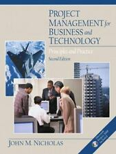 Project Management for Business and Technology: Principles and Practic-ExLibrary