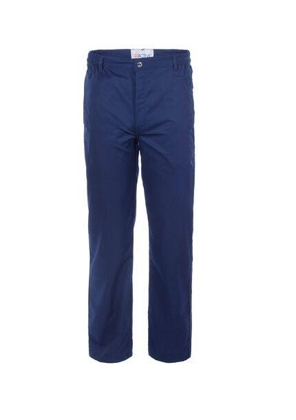 Pantalone men da Lavgold Cotone Robusto blue SCURO Antiacido Antistatico CEII