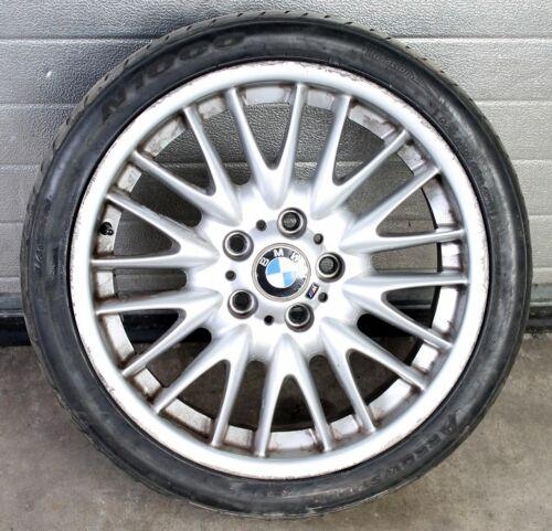 BMW 3er E46 M Alufelge Felge 8Jx18 IS47 Reifen Arrowspeed N1000 225//40 ZR18 92Y