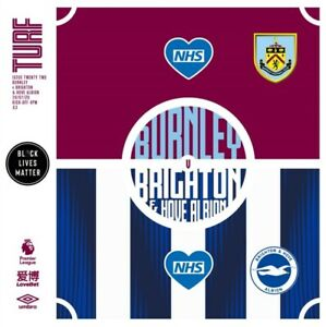 BURNLEY-v-BRIGHTON-Premier-League-Programme-Free-UK-Post