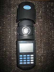 Spektrofotometer-Hach-Lange-Pocket-Colorimeter