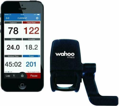 Wahoo BLUE SC Speed//Cadence Sensor Blutetooth enabled bike computer