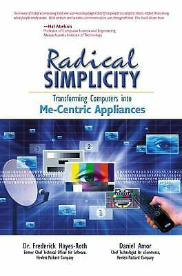 Radical Simplicity Paperback Frederick Hayes-Roth