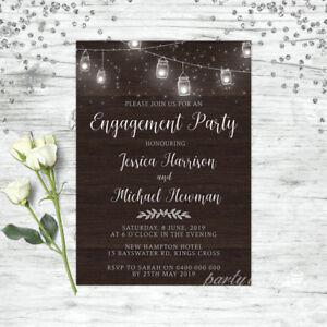 ENGAGEMENT-INVITATION-RUSTIC-WOOD-LIGHTS-WEDDING-INVITE-PARTY-INVITATIONS