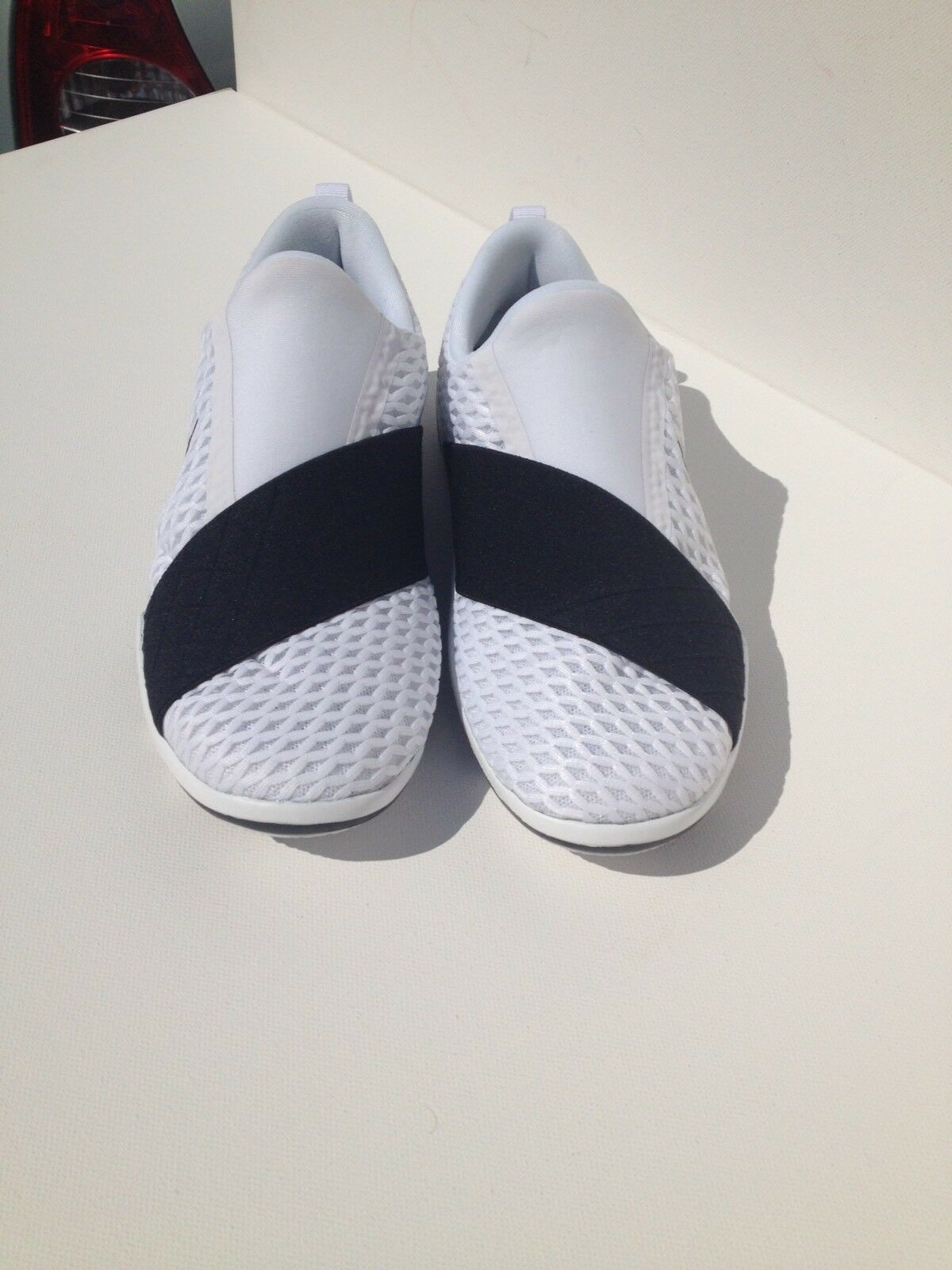 Nike Wo Hommes Free Noir Connect Uk 3.5 blanc  Noir Free 843966100 47ae55