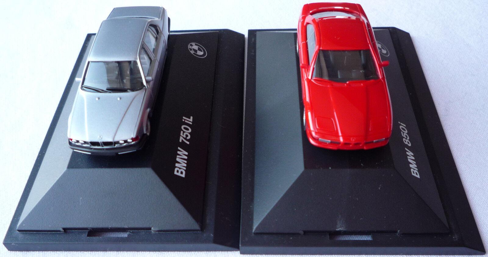 BMW E31 E31 E31 850I E32 750iL 7 8 Series 1602 327 Classic Car Model Postcard Set Gift cbd731