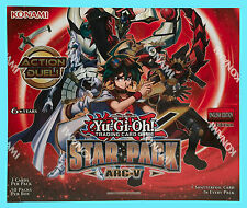 YUGIOH STAR PACK SERIES 3 ARC-V 1ST EDITION BOOSTER BOX 2015 SEALED 50 packs x 3