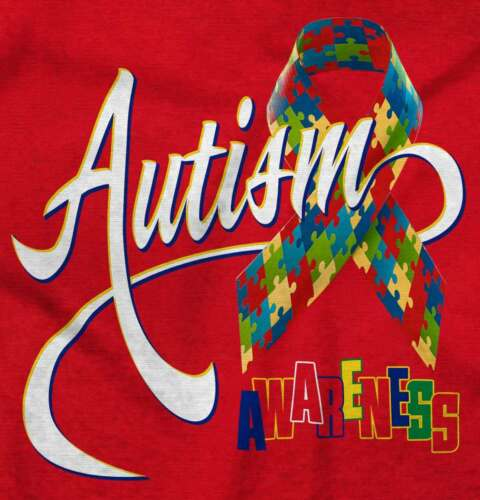 Autism Awareness Autistic Disability Different Unique Youth T Shirt