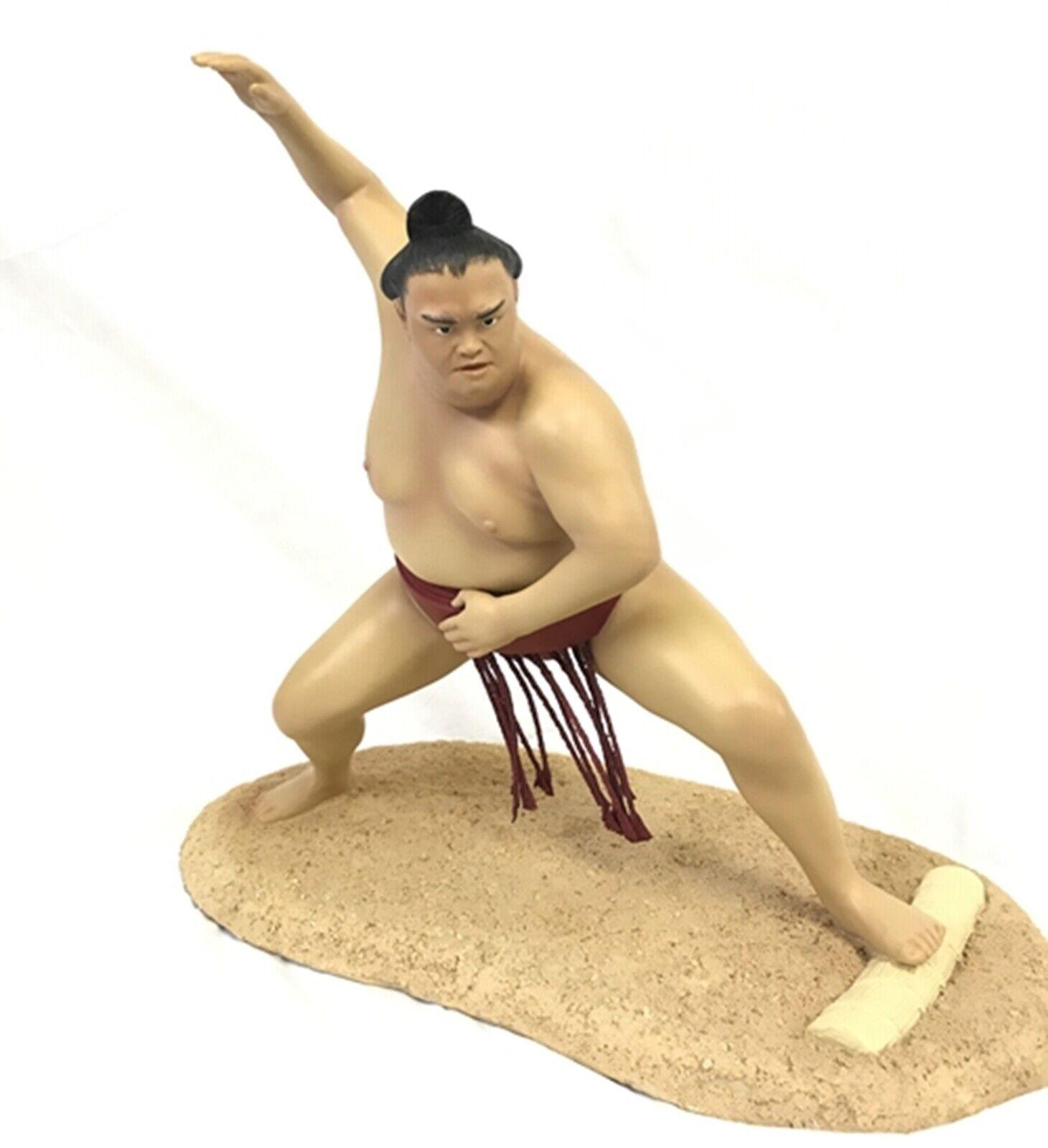 Sumo Wrestler Yokozuna Figure Mitakeumi Champion Rikishi Japan Figure New