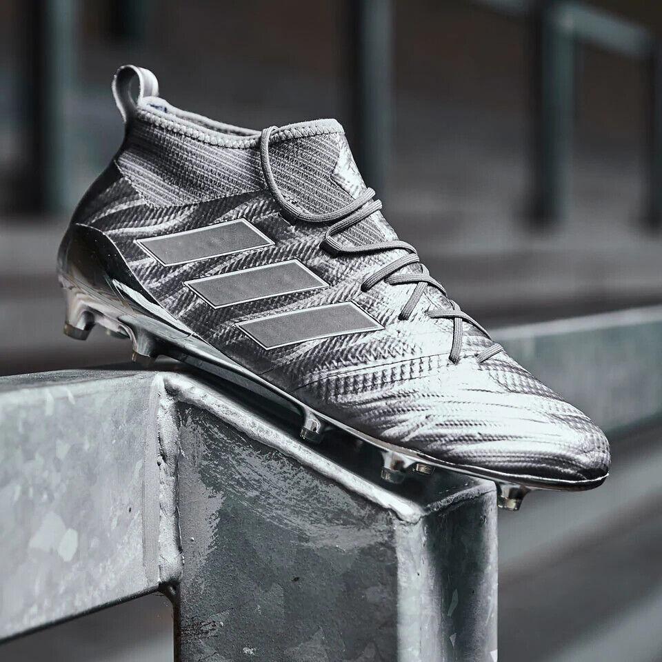 Adidas ACE 17.1 FG botas de fútbol de edición limitada de control magnético Misterio De Tinta