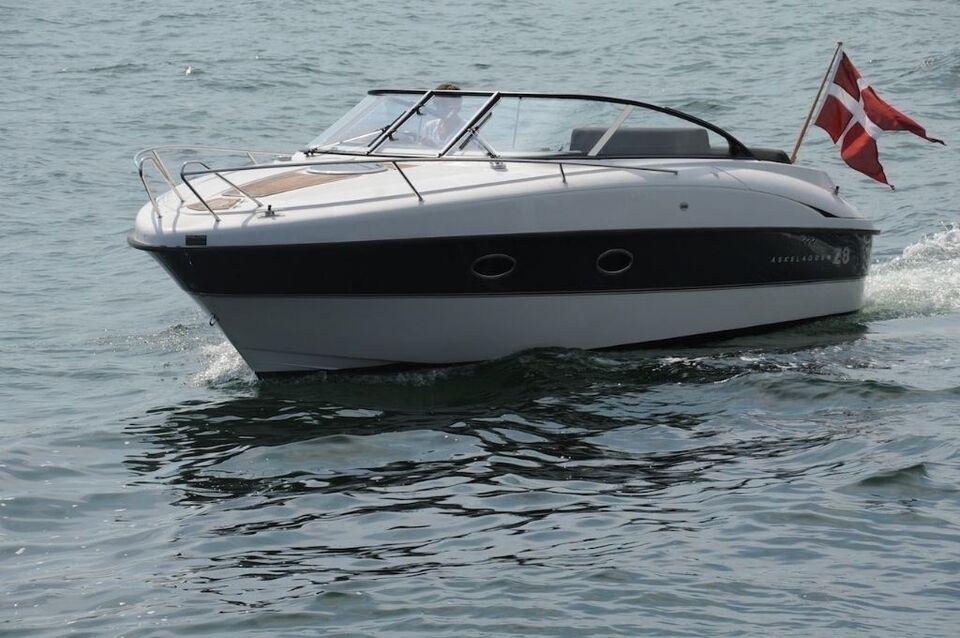 Askeladden Z8, Speedbåd, årg. 2007