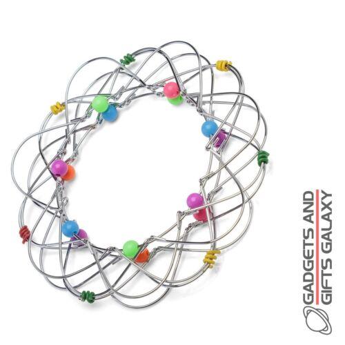 Metal Mandala changements forme Pli transformer le stress Violon L/'autisme Jouet Cadeau Enfant