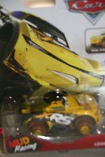 2019 Disney Pixar Cars 3 Mud Racing XRS LEAKLESS Car Mattel #76751