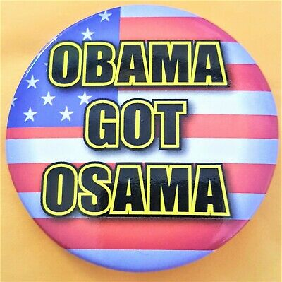 Barack Obama  Campaign Button 2002 President Marriage Equality Pinback Political
