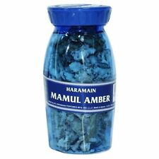 Haramain Mamul AMBRA Oriental Home Fragranza Incenso Bakhoor 80g