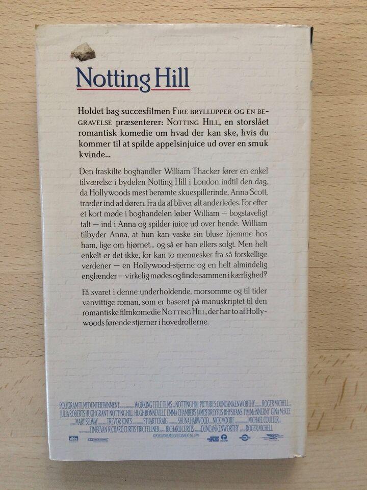 Notting Hill, Philip O'Connor, genre: roman