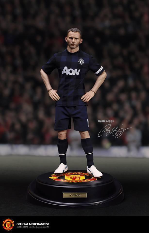 1/6 Scale Manchester United Ryan Giggs Figure ZC-GIGGSAK by ZC World
