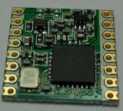 HopeRF RFM92W 915Mhz, LoRa Ultra Long Range Transceiver, SX1272 compatible