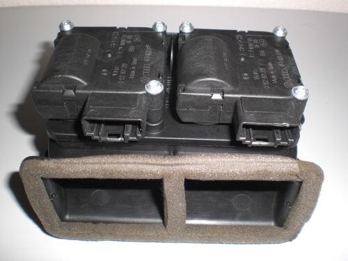 Audi q7 4 L Vw Touareg Boîte De Raccordement Ventilation actionneur moteur 7l0820526c//4f0820511b