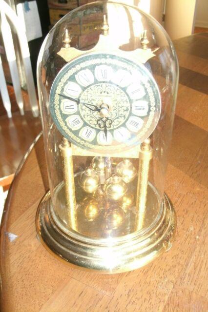 COMMODOOR Quartz Anniversary Clock - West Germany