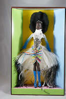 Mattel MBILI Barbie 2nd Treasures of Africa by Bryon Lars Toys