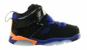 New-Baby-Jordan-Flight-039-91-Toddler-Shoes-555330-046-Black-Brt-Citrus-Dp-Royal
