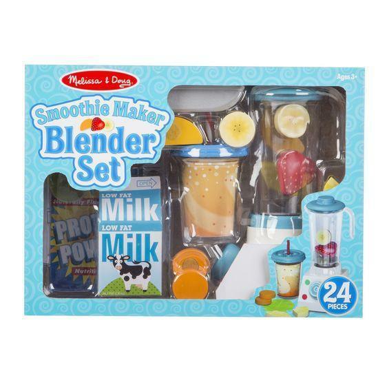 Melissa Doug Smoothie Maker Blender Set 24pcs For Sale Online Ebay