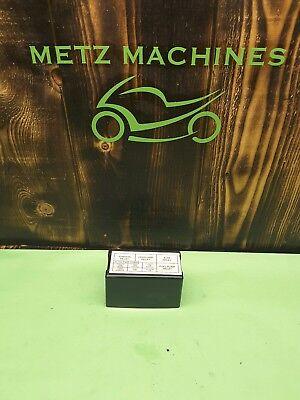 [SCHEMATICS_4FD]  00-01 VICTORY V92SC Relay Fuse Box Cover Panel | eBay | Victory Fuse Box |  | eBay