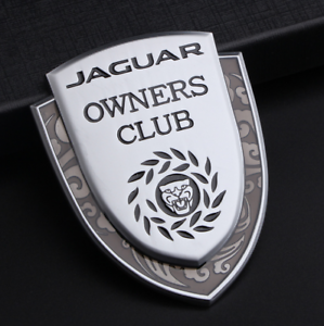 New-Metal-Car-Side-Emblem-Stickers-Decal-Symbol-Accessories-Fits-for-Jaguar