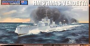 1-350-Inter-War-Destroyer-HMAS-Vendetta-V-Class-RAN-Showcase-Models
