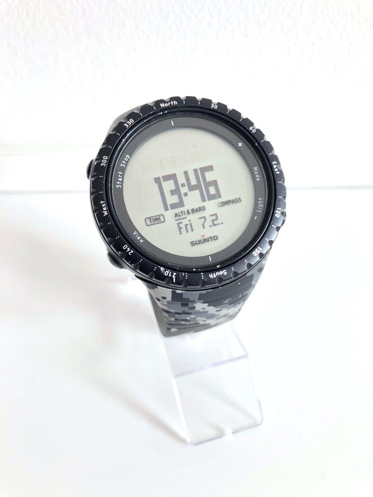 Suunto Vector Hombre Reloj brújula barómetro altímetro