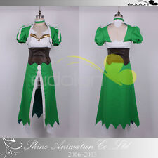 EE0104AE Sword Art Online Alfheim Online Leafa Cosplay Costume