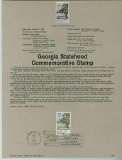 1988 USPS SOUVENIR PAGES  58 PAGES SET A( NO HI-VALUE EXPRESS MAIL)