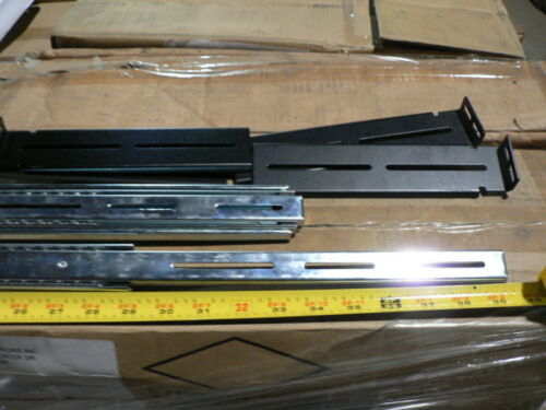 "RACKMOUNT RAIL KIT SLIDE 41/"" FULLY EXTENDED UNIVERS"
