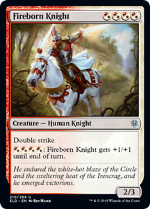 Throne of Eldraine Mtg x4 4x ELD Magic ~FastTrack~ x4 Rimrock Knight 137