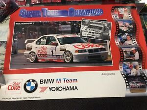 SUPER-TOURING-CHAMPIONS-BMW-M-TEAM-WITH-MORRIS-AND-BRABHAM-POSTER