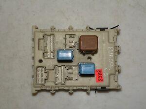 NISSAN-PRIMERA-P12-2003-LHD-2-2Di-ENGINE-FUSE-BOX-AND-FUSES-OEM-24350AV700