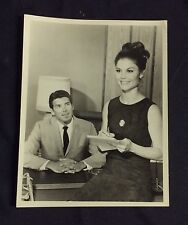 "1966 ""Green Hornet"" TV Show promotional 8 x 10 photo Van Williams Wende Wagner"