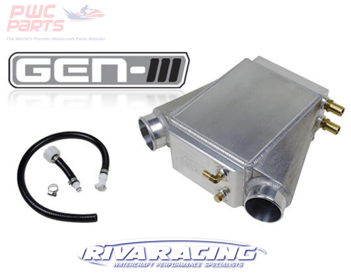 Seadoo Riva Rxp-X Rxt-X Rxp Rxt 4-TEC gen (3) III Power Kühler Intercooler Core