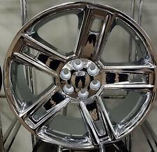 24 Inch Chrome Yukon Replica 238 Wheels Rims Ltz Yukon Denali G07 20 22 26