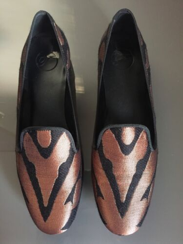taglia 7 Black 40 London pantofole Nuove Belaya Belaya autentiche e 8q0Xxw1T